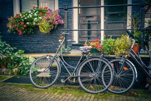 Houten fietsstad van Nederland