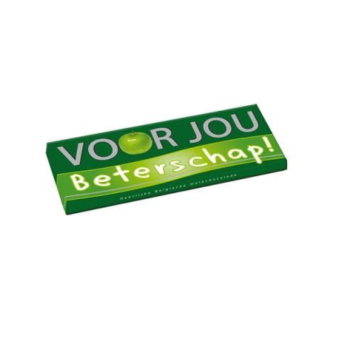 Voor Jou Belgische Chocolade - Beterschap!