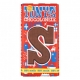 Tony's Chocolonely Letter melk S